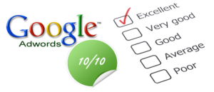 Google SEM Quality Score