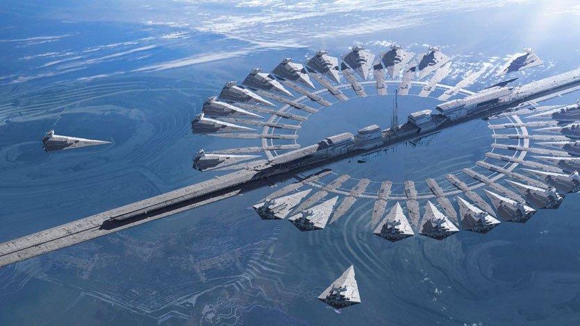 Star Destroyers Star Wars