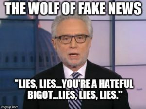 fake news meme wolf of fake news