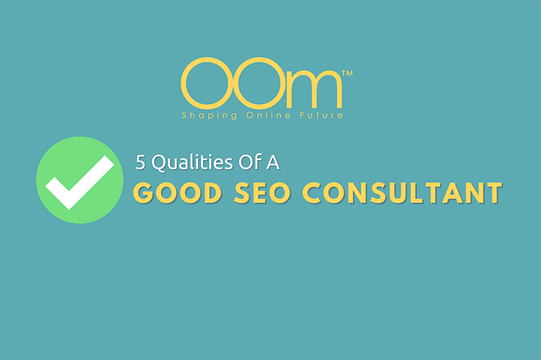 Qualities Of A Good SEO Consultant