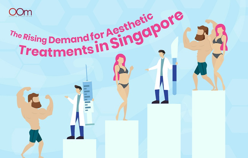 Rising demand for aesthetic treatment in Singapore
