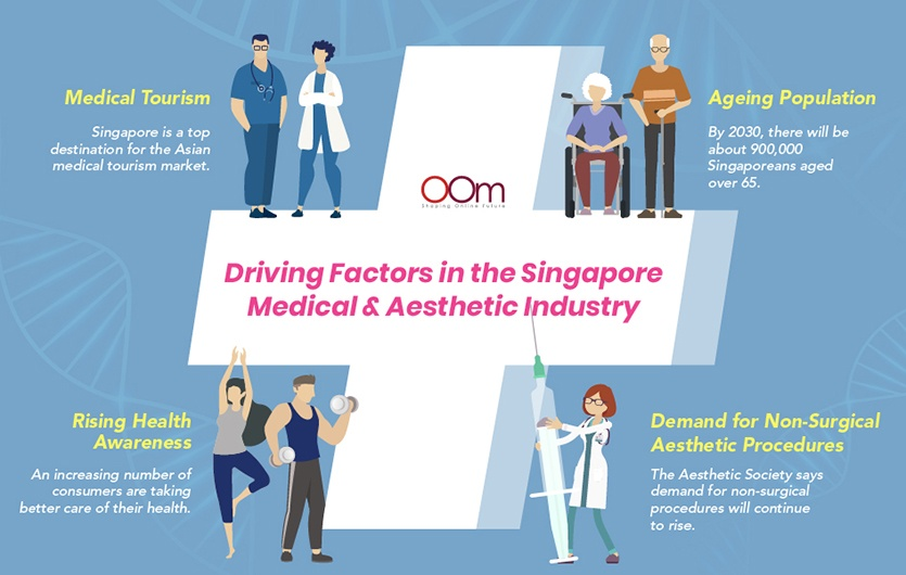 Factors in the Singapore Medical and Aesthetic Industry