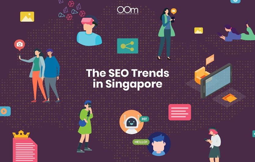 SEO Trends in Singapore for digital marketing company