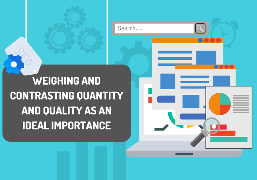 importance of quantity and quality