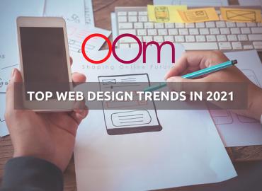 Top Web Design Trends 2021