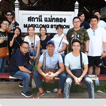 OOMSG goes to Bangkok