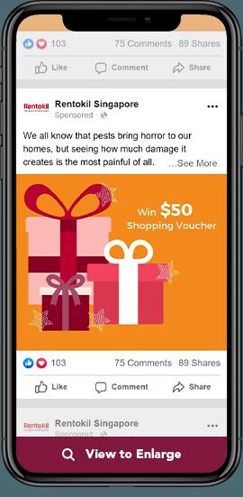 rentokil singapore ads