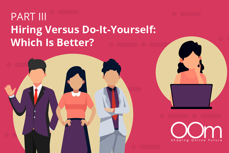 Hiring Vs Do It Yourself Web Design Which is Better