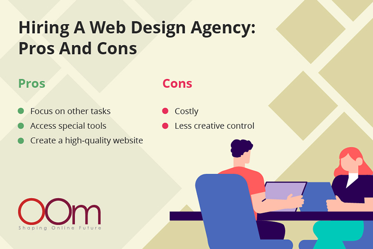 Hiring a Web Design Agency Pros and Cons