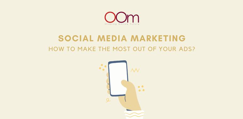 Social media marketing ads