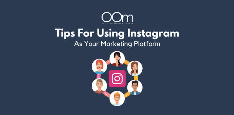 Using instagram for marketing