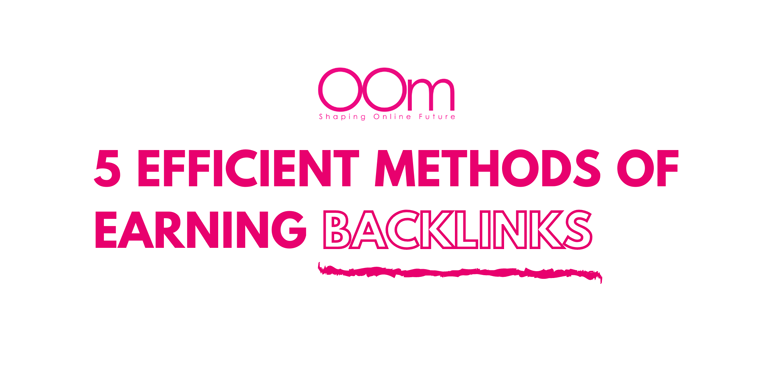 Earning Backlinks