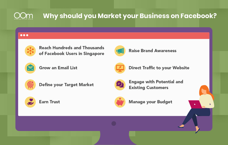 Why should you market your business on Facebook