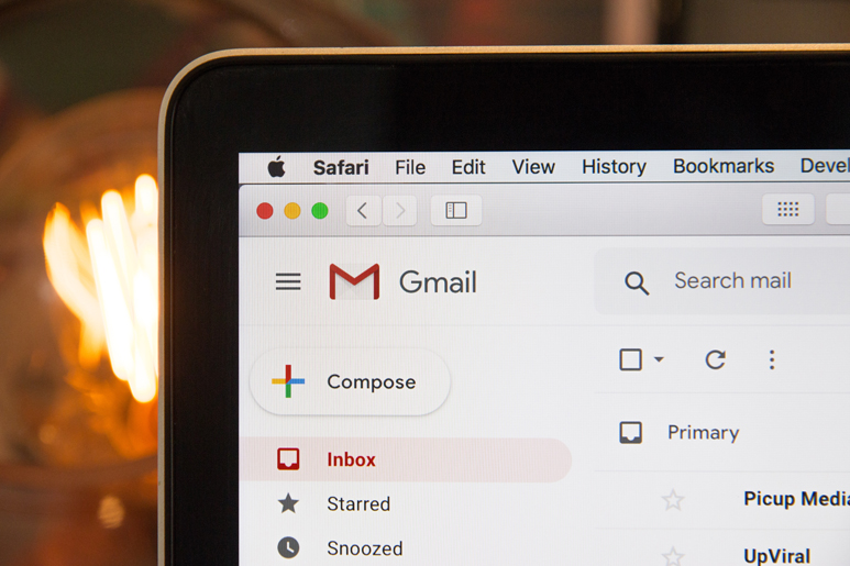 build an email