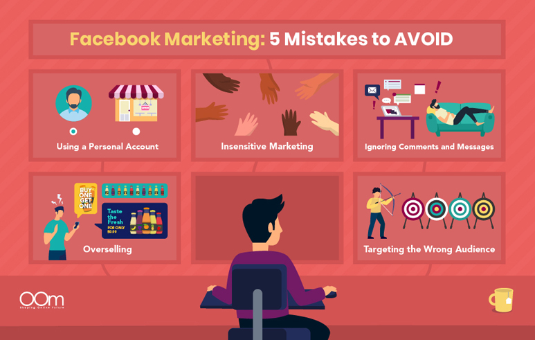 facebook marketing mistakes to avoid
