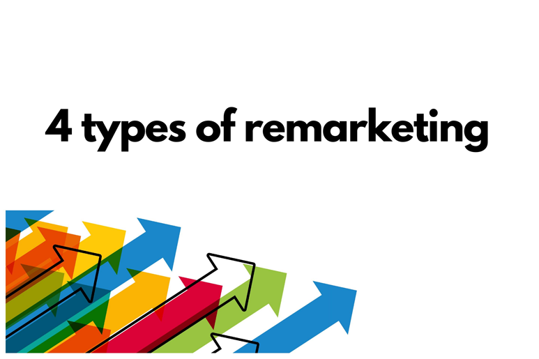 types of remarketing