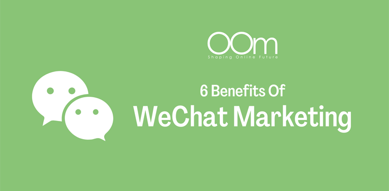 Benefits of WeChat Marketing