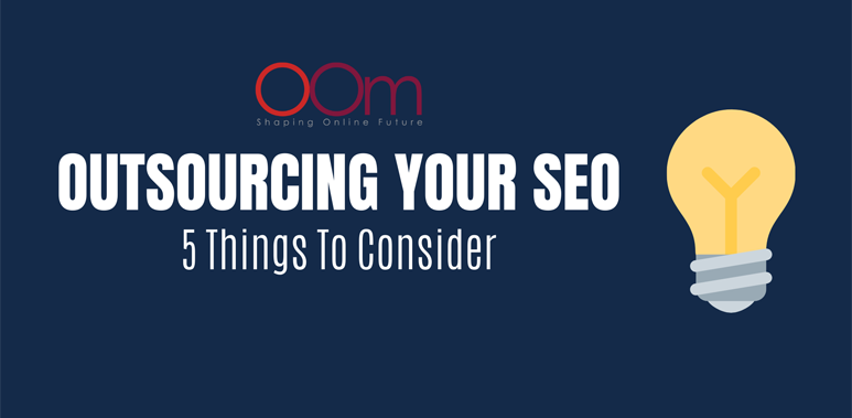 Consider Outsourcing Your SEO