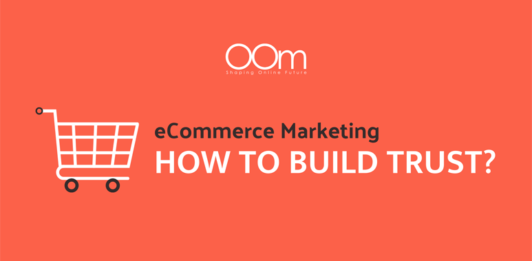 How to build trust eCommerce Marketing