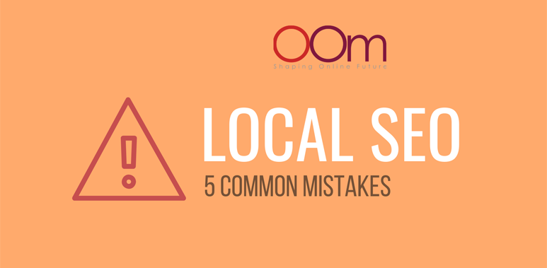 Local SEO Common Mistakes