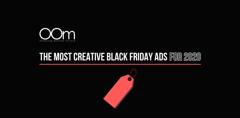 Most creative black Friday Ads for 2020