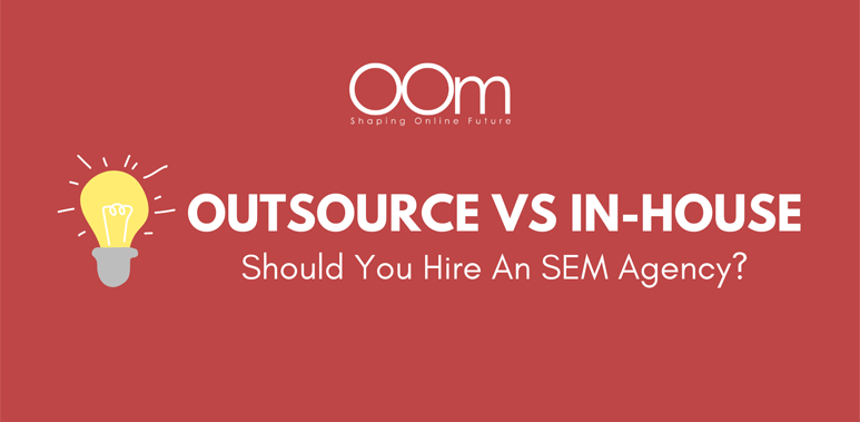 Outsourcing vs In-house SEM