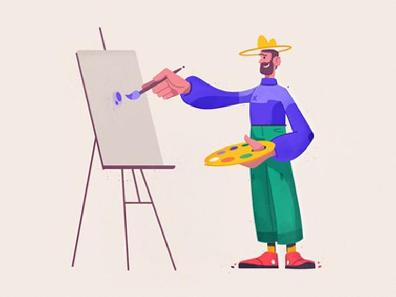 Cartoon Graphic Design