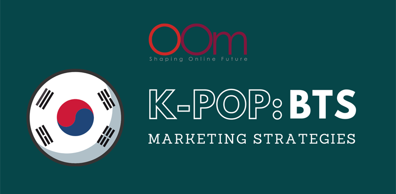 KPOP BTS Marketing Strategies