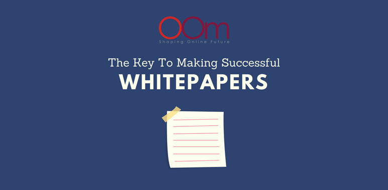 The Key To Making Successful Whitepapers