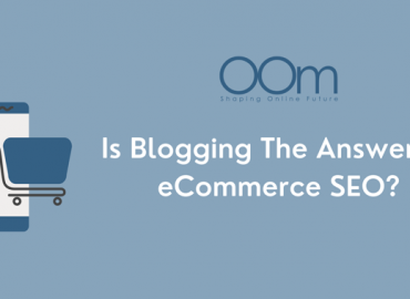 Is Blogging The Answer To eCommerce SEO