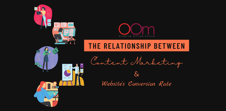 Relationship Between Content Marketing and Website Conversion Rate