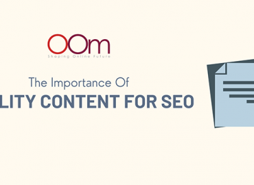 The Importance Of Quality Content For SEO