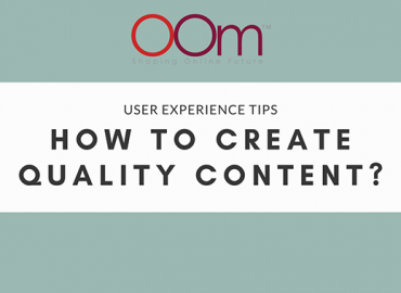 UX Tips For Creating Quality Content