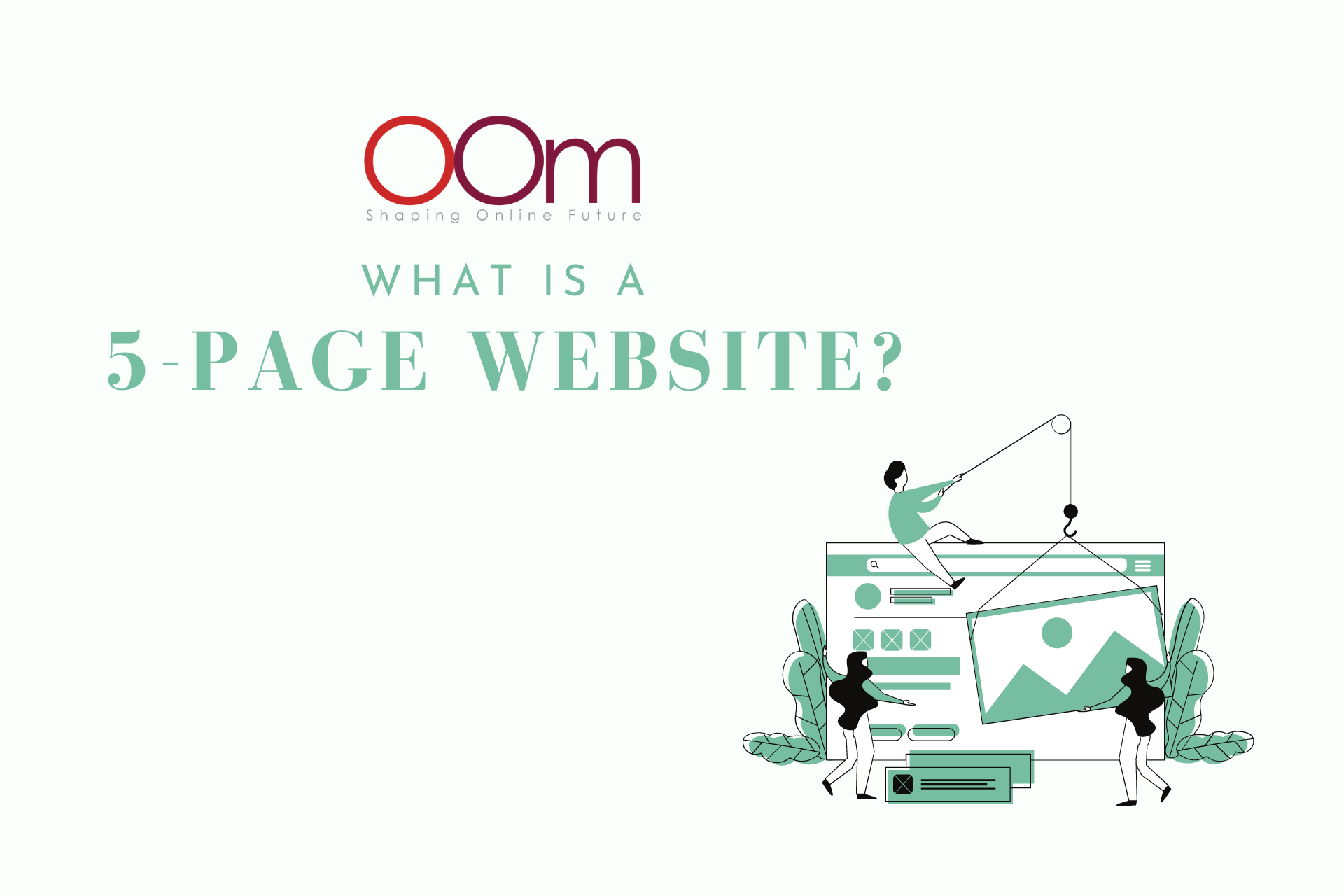 What Is A 5 Page Website