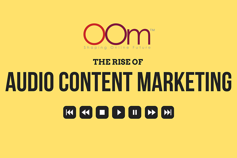 The Rise Of Audio Content Marketing