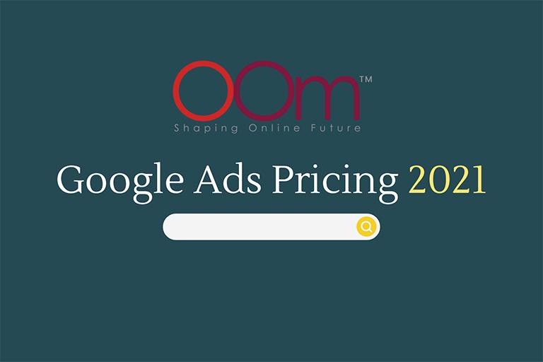 Google Ads Pricing 2021
