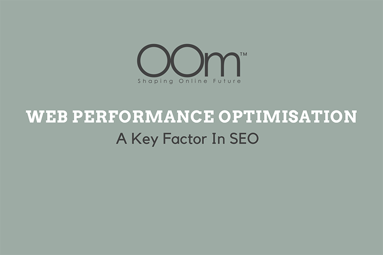 Web Performance Optimisation WPO
