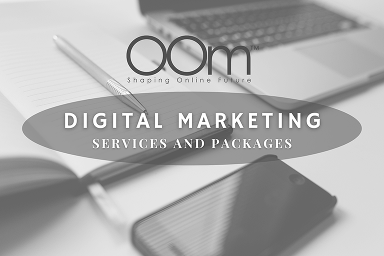 Digital Marketing Packages And Services