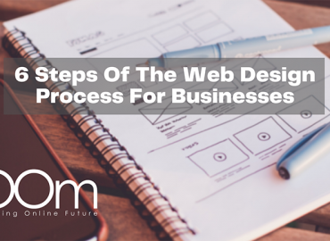 6 Steps Of The Web Design Process For Businesses