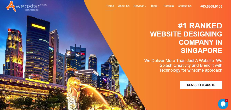 95. Awebstar Technologies