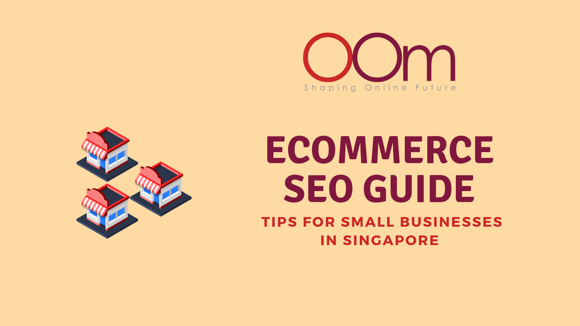 Ecommerce SEO Guide Tips For Small Businesses In Singapore