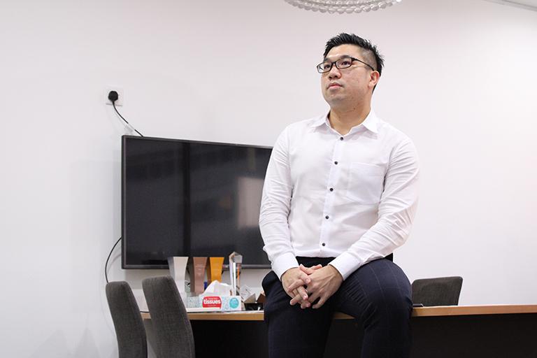 Melvin Fam in OOm Digital Marketing Company