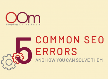 5 Common SEO Errors (And How You Can Solve Them